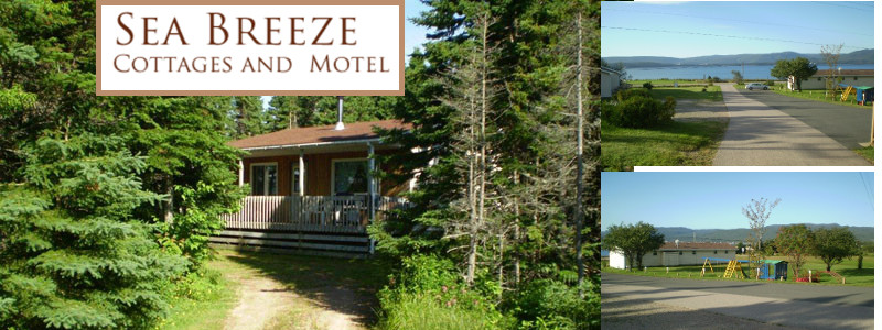 Sea Breeze Cottages & Motel
